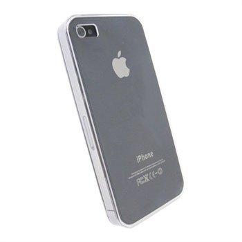 iPhone 4 iPhone 4S iGadgitz Kova Suojus Kristalli
