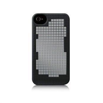 iPhone 4S Belkin Meta 028 Kovakuori Suojakotelo Musta