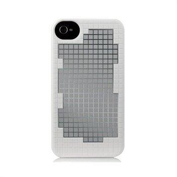 iPhone 4S Belkin Meta 028 Kovakuori Suojakotelo Valkoinen