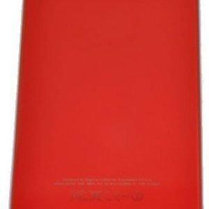 iPhone 4S Punainen takakansi