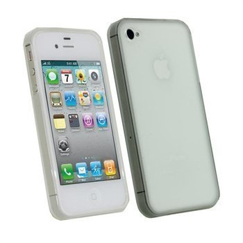 iPhone 4S iGadgitz TPU Case Clear