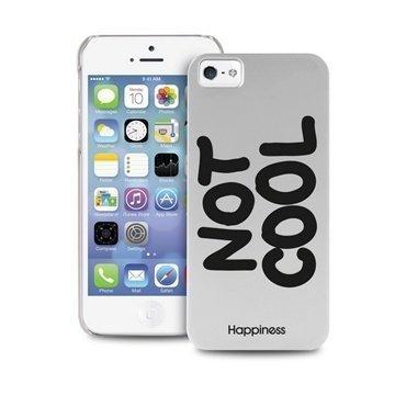 iPhone 5 / 5S / SE /5S Puro Happiness Kotelo Hopea