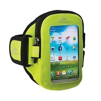 """iPhone 5 / 5S / SE Armpocket i-25 Käsivarsikotelo M â"""" Keltainen"""