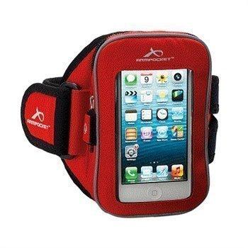 """iPhone 5 / 5S / SE Armpocket i-25 Käsivarsikotelo S â"""" Keltainen"""