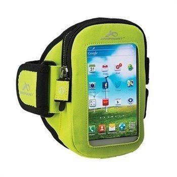 iPhone 5 / 5S / SE Armpocket i-30 Armbånd M Gul