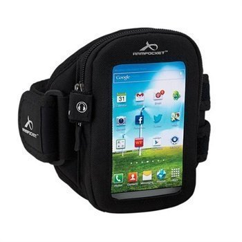 iPhone 5 / 5S / SE Armpocket i-30 Armband M Black