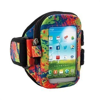 iPhone 5 / 5S / SE Armpocket i-30 Armband M Splash
