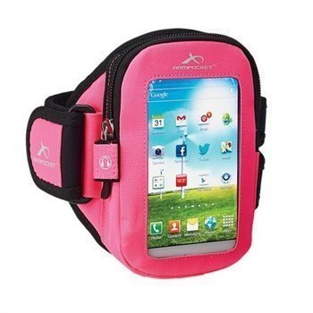 iPhone 5 / 5S / SE Armpocket i-30 Armband S Pink