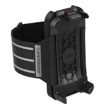 iPhone 5 / 5S / SE Belkin Lifeproof Käsivarsikotelo Musta