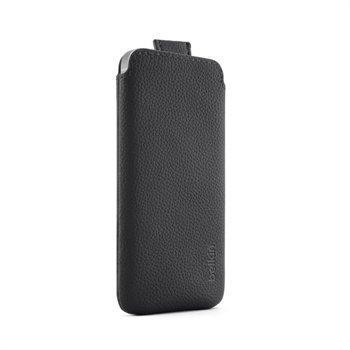 iPhone 5 / 5S / SE Belkin PU Nahkasuojus Musta