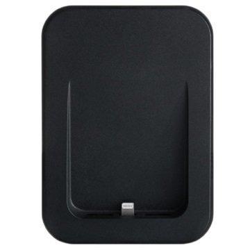 iPhone 5 / 5S / SE Bluelounge Saidoka Lataustelakka Musta
