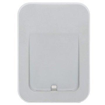 iPhone 5 / 5S / SE Bluelounge Saidoka Lataustelakka Valkoinen / Harmaa