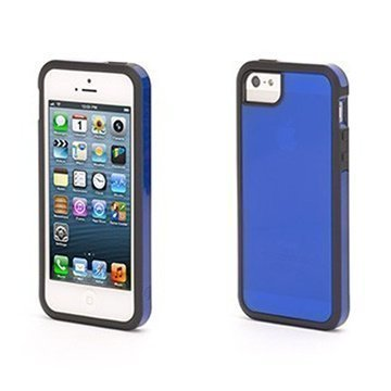 iPhone 5 / 5S / SE Griffin Color Basics Separates Kotelo Sininen