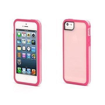 iPhone 5 / 5S / SE Griffin Color Basics Separates Kotelo Vaaleanpunainen