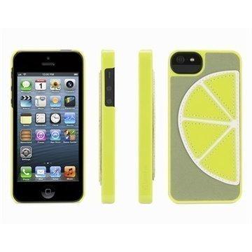 iPhone 5 / 5S / SE Griffin Fresh Layered Trend Takakuori Lime