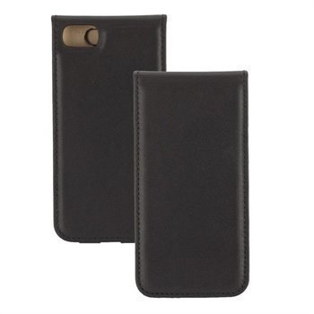 iPhone 5 / 5S / SE Griffin Midtown Flip Leather Case Black