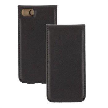 iPhone 5 / 5S / SE Griffin Midtown Flip Leather Case Black
