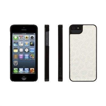 iPhone 5 / 5S / SE Griffin Moxy BigCat Kotelo Valkoinen / Musta