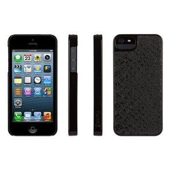 iPhone 5 / 5S / SE Griffin Moxy BigCat Suojakotelo Musta / Musta