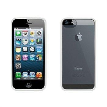 iPhone 5 / 5S / SE Griffin Reveal suojakotelo Valkoinen / Kirkas