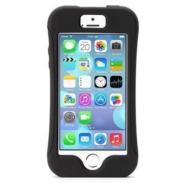 iPhone 5 / 5S / SE Griffin Survivor Slim Case Touch ID Black