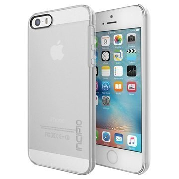 iPhone 5 / 5S / SE Incipio Feather Pure Kotelo Kirkas