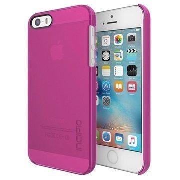 iPhone 5 / 5S / SE Incipio Feather Pure Kotelo Vaaleanpunainen