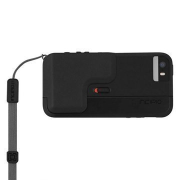iPhone 5 / 5S / SE Incipio Focal Camera Case Black