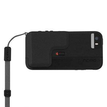 iPhone 5 / 5S / SE Incipio Focal Camera Case Black