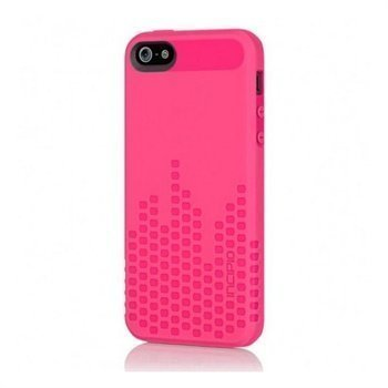 iPhone 5 / 5S / SE Incipio Frequency NGP-Suojakotelo Pinkki