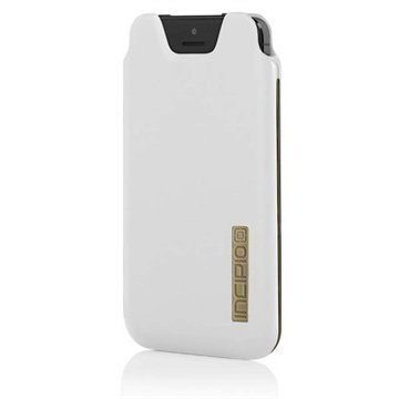 iPhone 5 / 5S / SE Incipio Marco Premium Case White