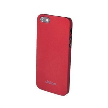 iPhone 5 / 5S / SE Jekod Super Cool Case Red