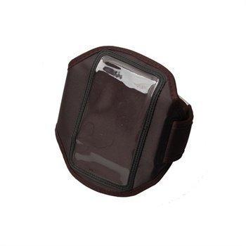 iPhone 5 / 5S / SE Konkis Käsivarsikotelo Musta
