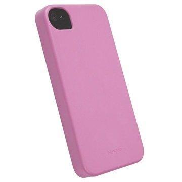 iPhone 5 / 5S / SE Krusell ColorCover Kuori Vaaleanpunainen