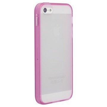 iPhone 5 / 5S / SE Krusell Tonecover Suojakuori Pinkki