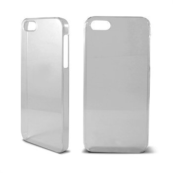 iPhone 5 / 5S / SE Ksix Hard Cover Crystal