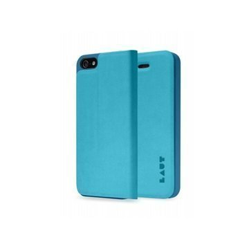 iPhone 5 / 5S / SE LAUT APEX Folio Case Blue