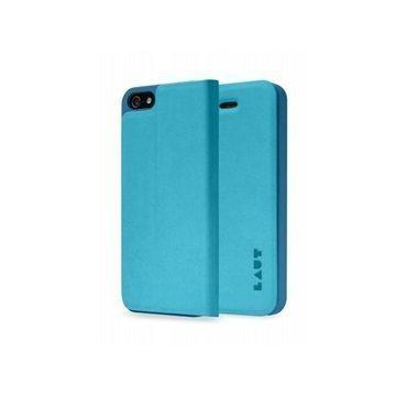 iPhone 5 / 5S / SE LAUT APEX Folio Case Blue