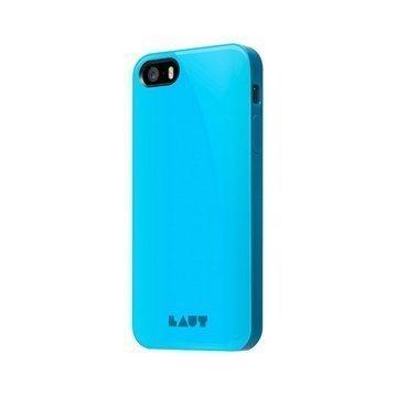 iPhone 5 / 5S / SE LAUT HUEX Case Blue