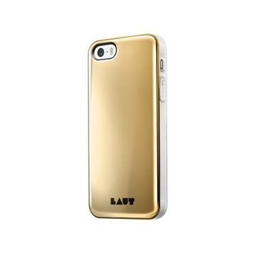 iPhone 5 / 5S / SE LAUT HUEX Case Gold