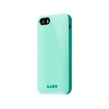 iPhone 5 / 5S / SE LAUT HUEX Case Green