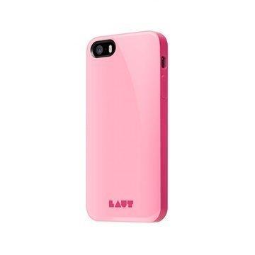iPhone 5 / 5S / SE LAUT HUEX Case Pink