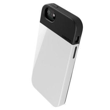 iPhone 5 / 5S / SE Lunatik Flak Case Valkoinen