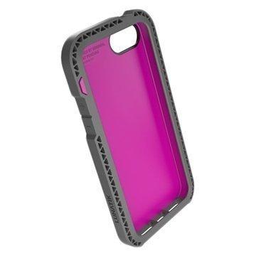 iPhone 5 / 5S / SE Lunatik Seismik Case Pinkki