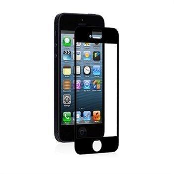iPhone 5 / 5S / SE Moshi iVisor AG Näytönsuoja Musta