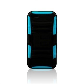 iPhone 5 / 5S / SE Naztech DoubleUp Plus Cover Blue