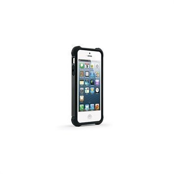 iPhone 5 / 5S / SE Naztech Dual-Layered Protective Cover Black