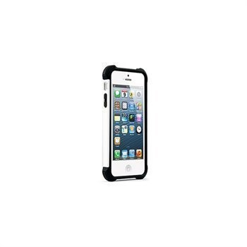 iPhone 5 / 5S / SE Naztech Dual-Layered Protective Cover White