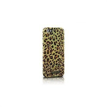iPhone 5 / 5S / SE Naztech Safari Snap-On Cover Cheetah Print