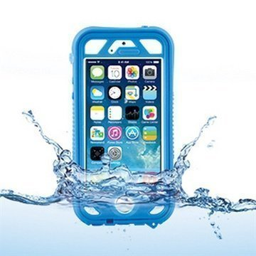 iPhone 5 / 5S / SE Naztech Vault Plus Waterproof Case Blue